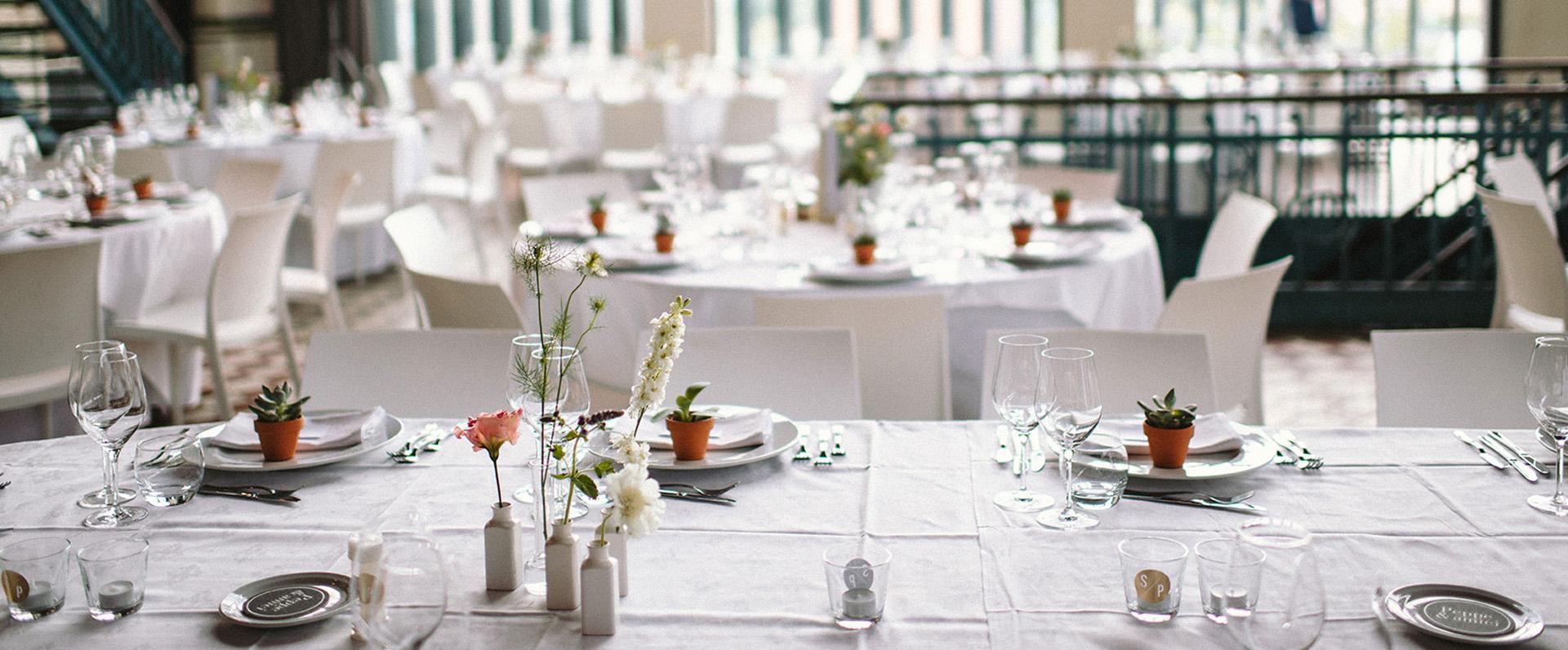 trouwfeest barenzaal